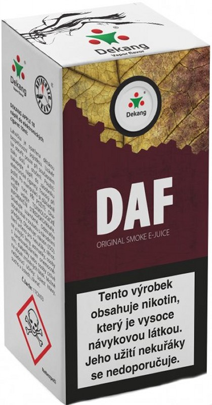 DAF - E-liquid náplň DEKANG - 10ml - 6 mg